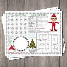 25 printable christmas games ideas christmas