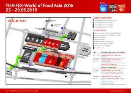 floor plan thaifex world of food asia idolza