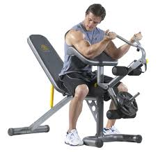 Workout Bench Modells Gold U0027s Gym Xrs 20 Olympic Workout Bench And Rack Walmart Com