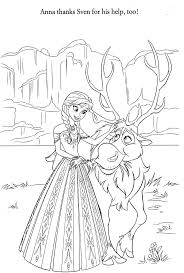 55 best frozen coloring pages images on pinterest frozen