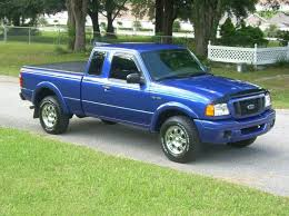 Ford Ranger Truck Cab - 2005 ford ranger information and photos zombiedrive