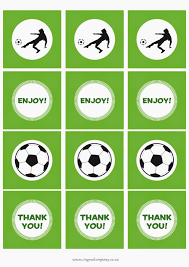you are in good company good looks soccer party circles