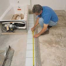 installing floor tile how to put floor tiles tile