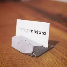 concrete business cards concrete business card holder concrete concrete productdesign