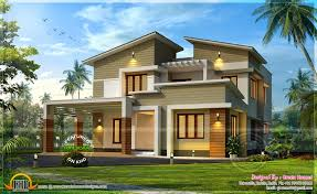 modern view home in 3350 sq feet kerala home design and floor plans