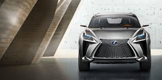 lexus nx hybrid pantip lexus reveals the lf nx compact crossover concept pantip