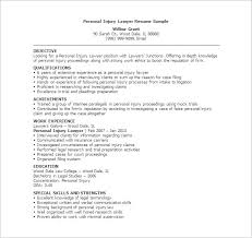 Sample Of Work Experience In Resume by Lawyer Resume Template U2013 10 Free Word Excel Pdf Format Download