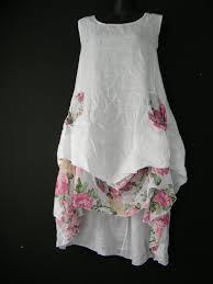 dress pattern brands italian white linen summer dress brand new size one size fits 14 16