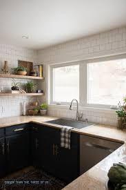 Open Shelf Kitchen Cabinet Ideas 95 Best Kitchen Open Shelves Corner Cabinet Images On Pinterest