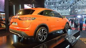 ds 7 crossback the first to receive electrified technologies