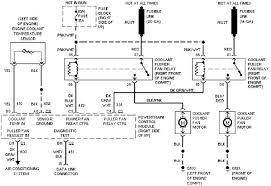 pontiac trans sport 3 8l cooling fan circuit