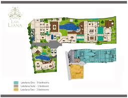Floor Plan La by Estate Floorplan