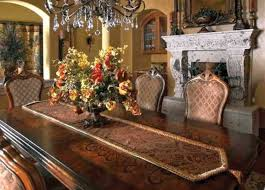 dining room table flower arrangements traditional flower arrangement for formal dining room table with