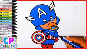 baby captain america coloring pages 13 captain america coloring