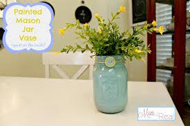 jar vase painted jar vase paint on the inside 4 real