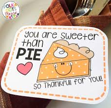 thanksgiving dinner gifts give thanks for teachers polka dots please