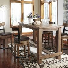 natural wood dining room table furniture small dining room decoration with brown wooden oval
