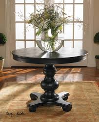 Black Foyer Table Foyer Table Leighton Traditional Mahogany