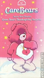 care bears gram s thanksgiving vhscollector