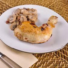 cuisine cuisse de dinde recette cuisse de dinde à la cocotte cuisine madame figaro