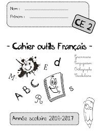 Le Cahier De Français  Boneandvascularresearch