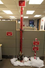 Cubicle Decorating Contest Ideas The Office Holiday Pole Decorating Contest Mid Century Modern
