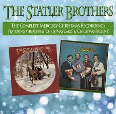 christmas cds the statler brothers christmas card christmas present cd s