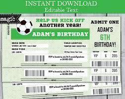 soccer party invitations marialonghi com