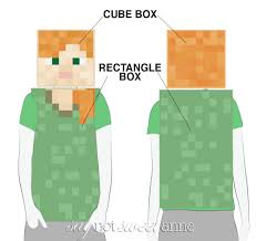minecraft costume minecraft alex printable costume sweet designs