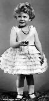 comfortable vintage photo then kids at a birthday princess resemblance to the as a child is revealed