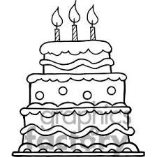 wedding cake drawing birthday cake drawing free best birthday cake drawing