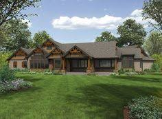 one story craftsman home plans lado house plan 4514 2234 sq ft the outside look