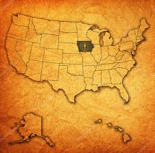Indiana Usa Map by Indiana On Map Of Usa U2014 Stock Photo Michal812 31235297