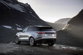 land rover suv 2018 2018 range rover velar review autoweb