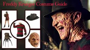 Freddy Halloween Costumes Diy Freddy Krueger Costumes Halloween Cosplay Guide