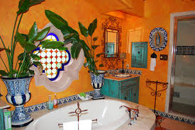 mexican tile bathroom ideas saltillo tile stairs talavera tile photo gallery clay imports