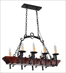 Rustic Candle Chandelier Bedroom Awesome Round Candle Chandelier Iron Chandelier With