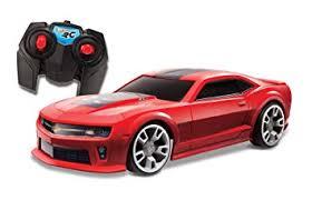 camaro rc car amazon com wheels r c camaro zl1 vehicle toys