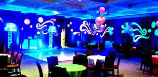 glow in the party supplies hire a person glow party planner palm florida
