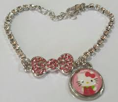 girl with bracelet images Girl 39 s bracelet hello kitty design end 10 6 2018 4 15 pm jpg