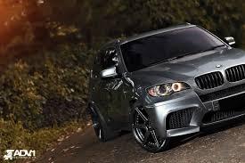 Bmw X5 Custom - indonesian bmw x5 m rides on adv 1 wheels autoevolution