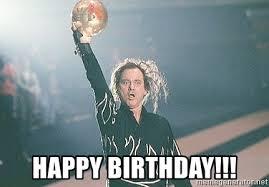 Murray Meme - happy birthday kingpin bill murray meme generator