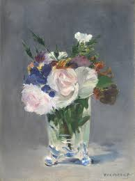 Vases Of Roses Paul Cézanne Vase Of Flowers 1900 1903 Artsy