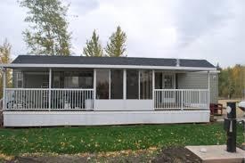 park model homes canada