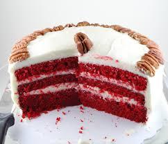 red velvet cake blissfully delicious