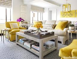 Yellow Living Room Chair Contemporary Yellow And Gray Living Room Contemporary Living