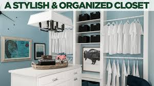closet design u0026 organization ideas hgtv