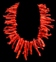 coral necklace red images Red coral necklaces jpg