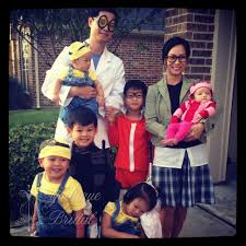 Despicable Halloween Costumes Family Halloween Costume