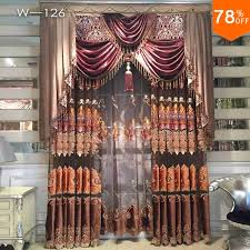 Nice Curtains For Living Room Aliexpress Com Buy Nice New Egypt Luxury Magnetic Curtain For